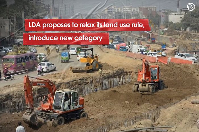 LDA proposes to relax its land use rule, introduce a new category
