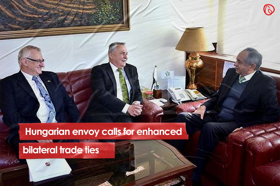 Hungarian envoy calls for enhanced bilateral trade ties