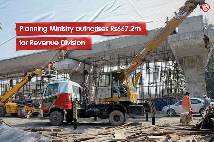 Planning Ministry authorises Rs667.2m for Revenue Division