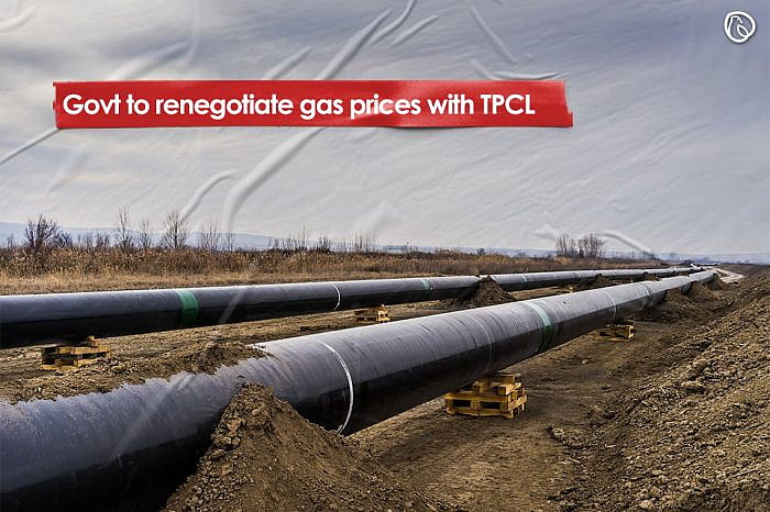 Govt to renegotiate gas prices with TPCL