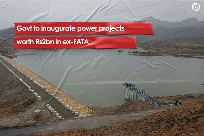Govt to inaugurate power projects worth Rs2bn in ex-FATA