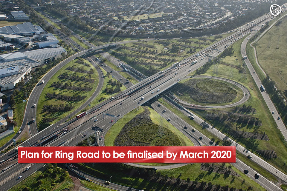 Plan for Ring Road to be finalised by March 2020