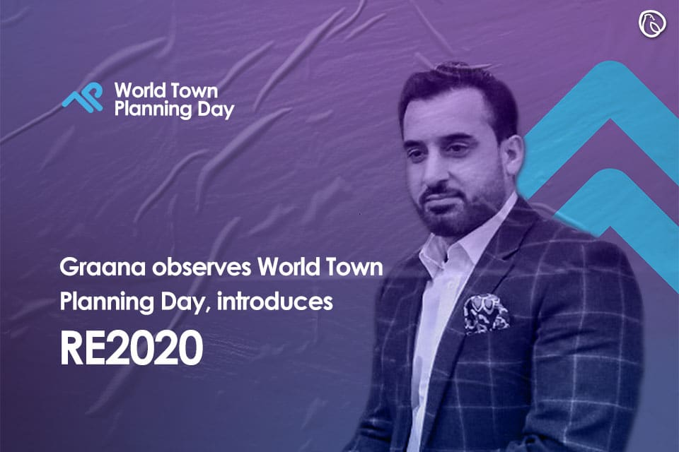 Iqbal Institute of Policy Studies observes World Town Planning Day, introduces RE2020