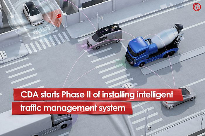 CDA starts Phase II of installing intelligent traffic management system