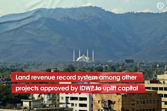 Land revenue record system among other projects approved by IDWP to uplift capital