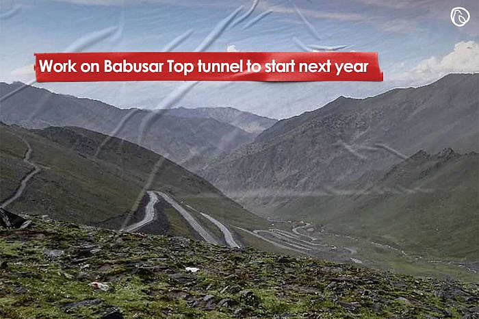 Work on Babusar Top tunnel to start next year