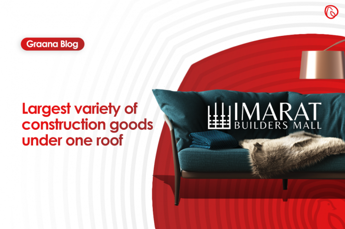 Imarat Builders Mall – largest variety of construction goods under one roof
