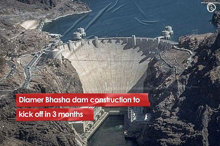 Diamer Bhasha Dam construction to kick off in 3 months