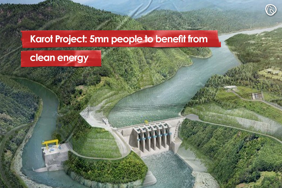 Karot Project: 5 million people to benefit from clean energy