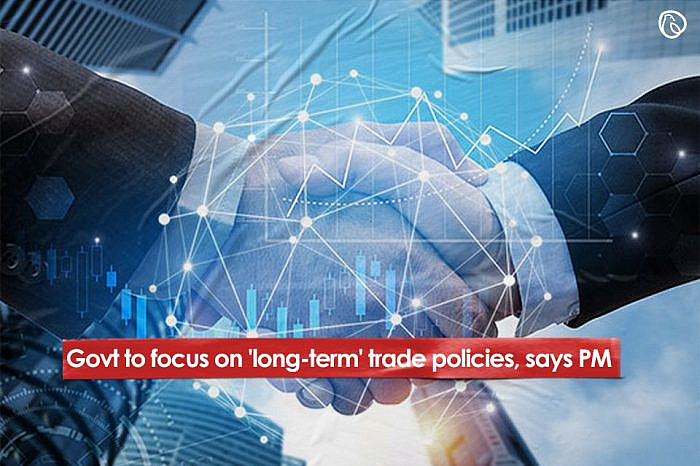 Govt to focus on 'long-term' trade policies, says PM