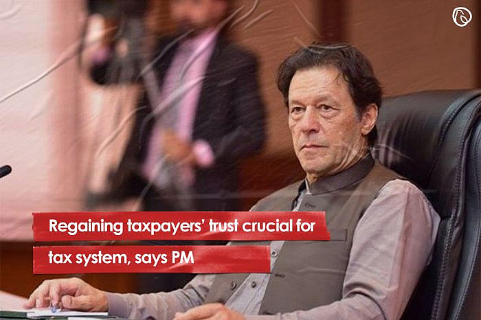 Regaining taxpayers' trust crucial for tax system, says PM