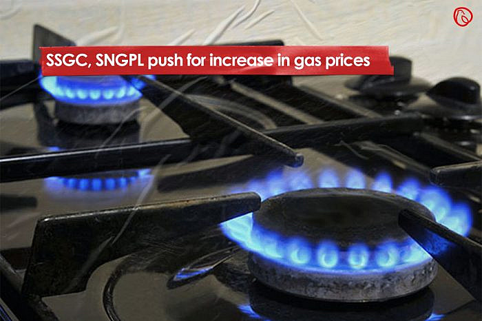 SSGC, SNGPL push for increase in gas prices
