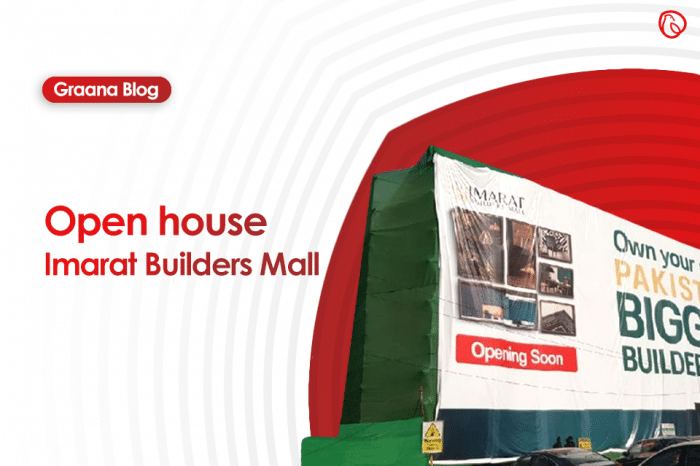 Imarat Builders Mall open house – the promise of finest craftsmanship and transparency