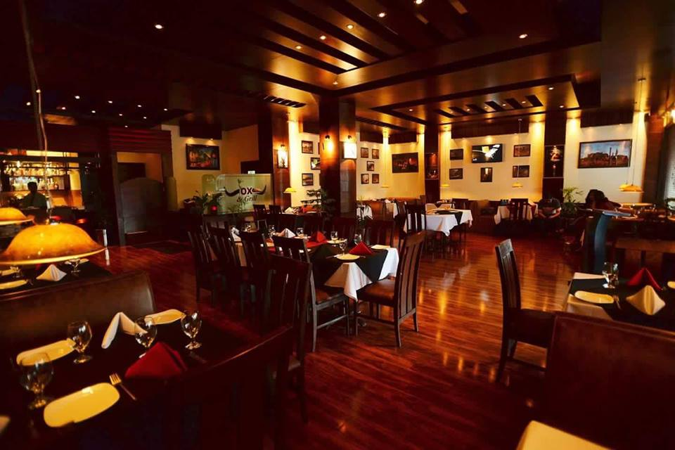 ox and grill steak house in bahria town rawalpindi