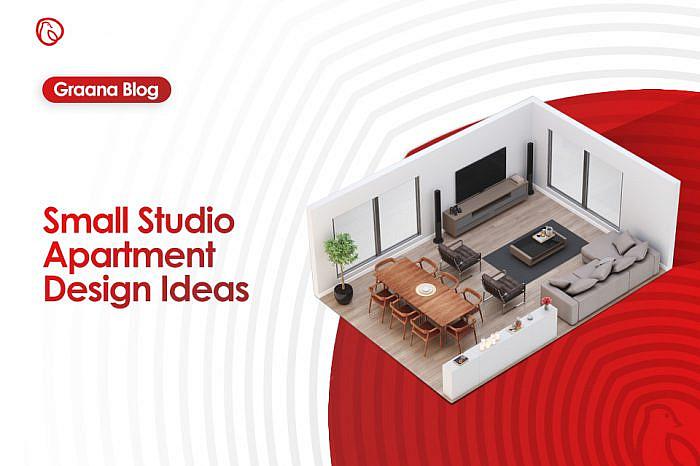studio apartment design and decorating ideas