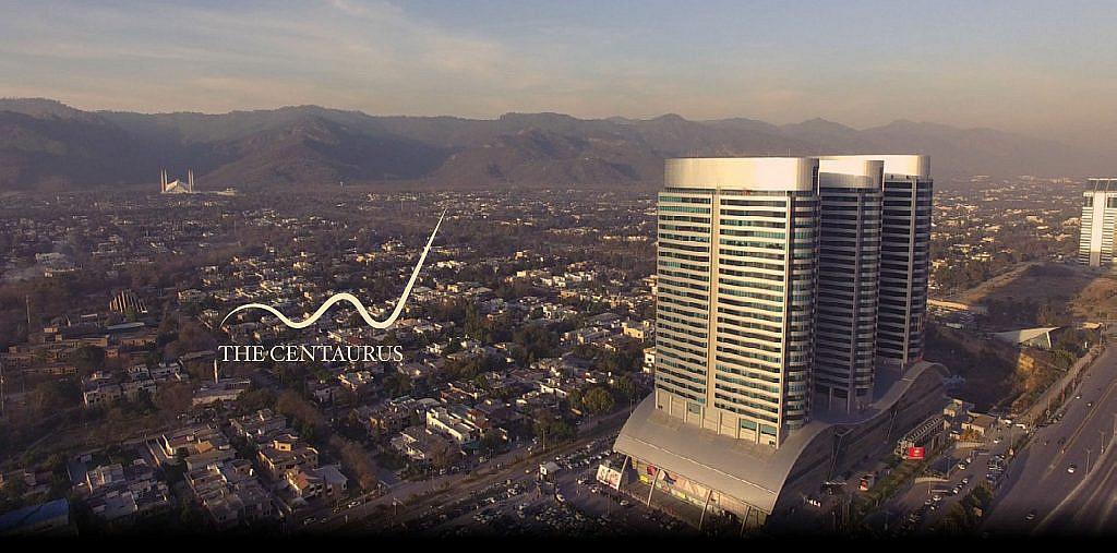 the centaurus mall islamabad