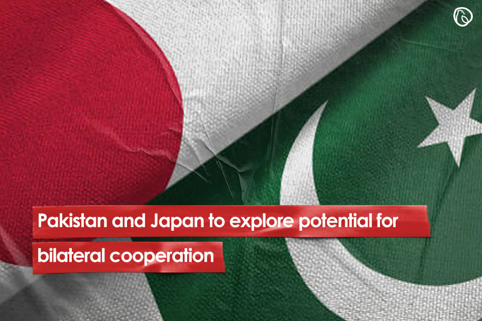 Pakistan and Japan to explore potential for bilateral cooperation