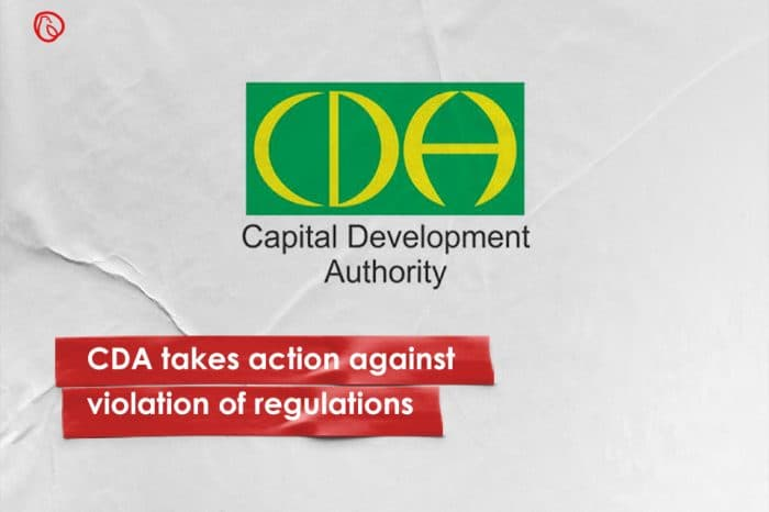 CDA takes action against violation of regulations