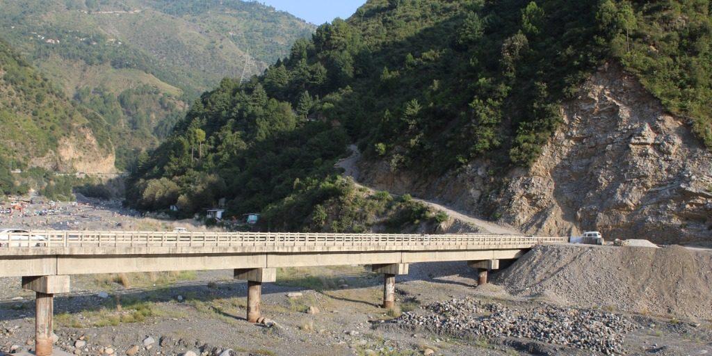 Abbottabad hill station in pakistan