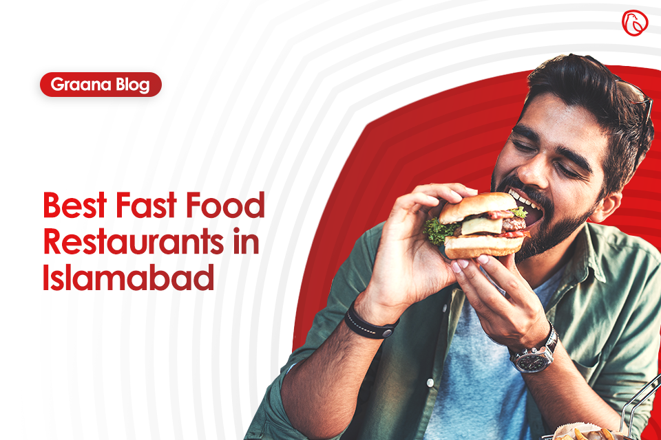 fast food restaurants in islamabad