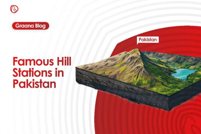 Famous Hill Stations in Pakistan
