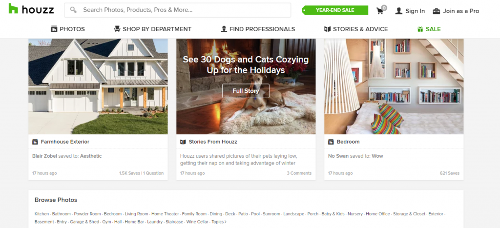 houzz blog
