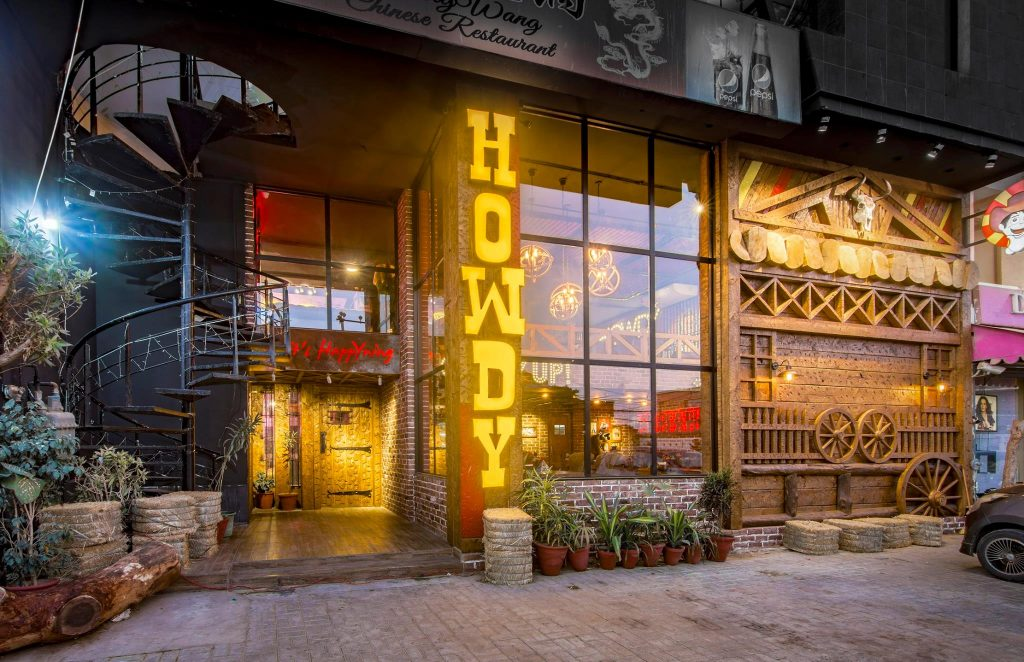 howdy fast food restaurant in Islamabad