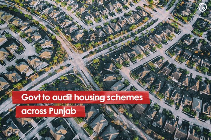 Govt to audit housing schemes across Pakistan