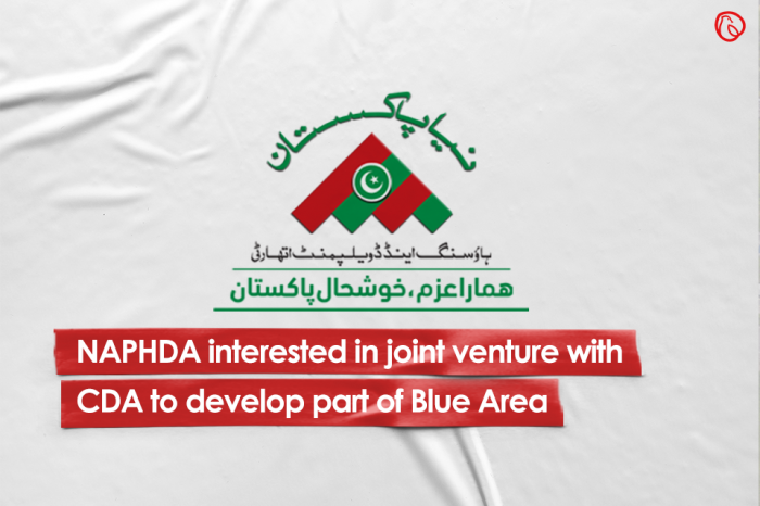 NAPHDA interested in joint venture with CDA to develop part of Blue Area