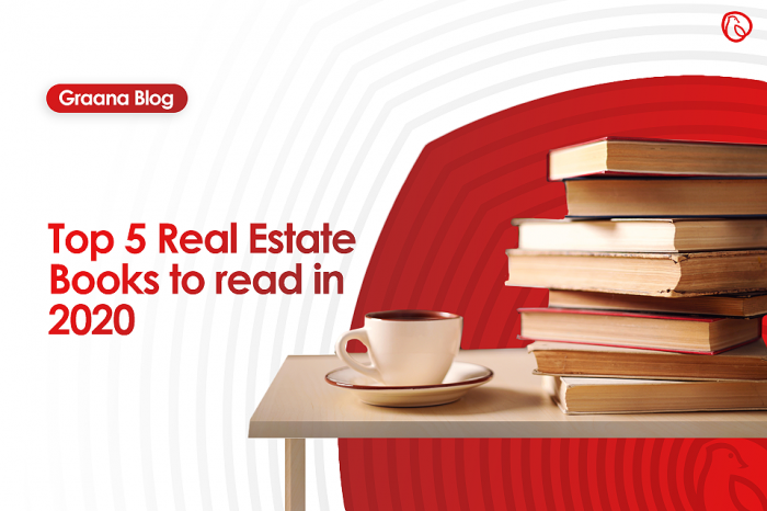 Top 5 Real Estate Books You Need To Read In 2020