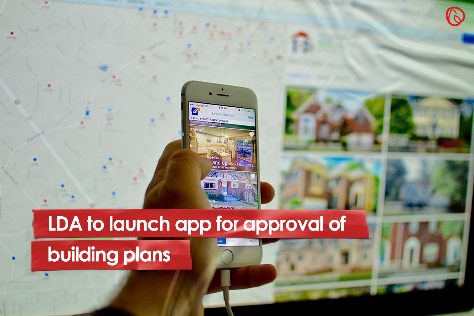 LDA to launch app for approval of building plans
