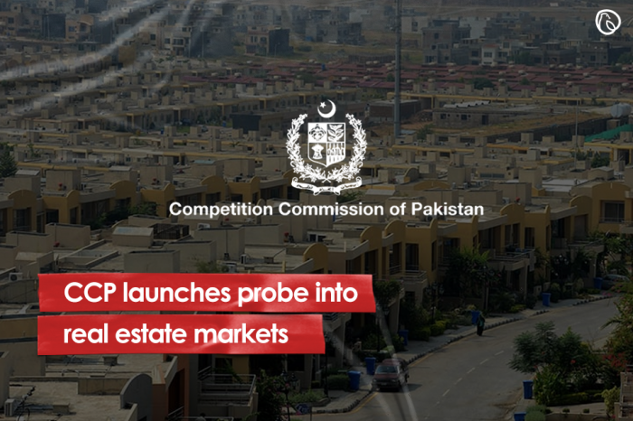 CCP launches probe into real estate markets