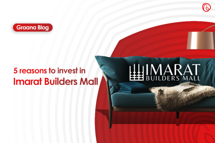 5 Reasons to Invest in Imarat Builders Mall