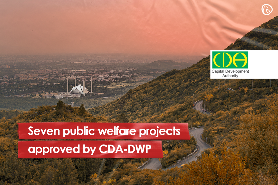 Seven public welfare projects approved by CDA
