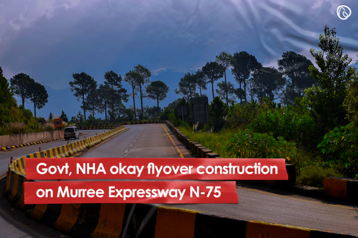 Govt, NHA okay flyover construction on Murree Expressway N-75