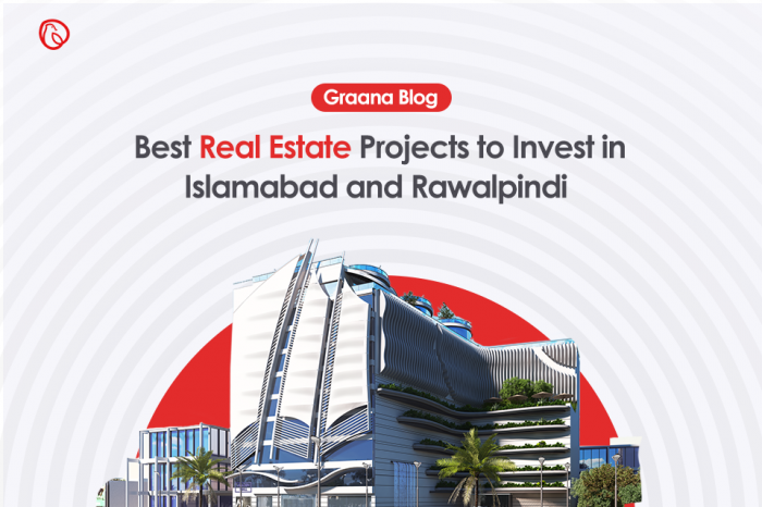 Best Real Estate Projects in Islamabad and Rawalpindi in 2020