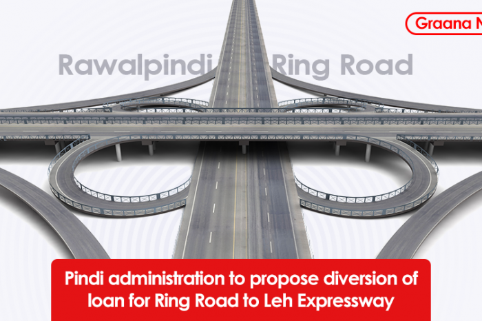 Pindi administration to propose diversion of loan for Ring Road to Leh Expressway