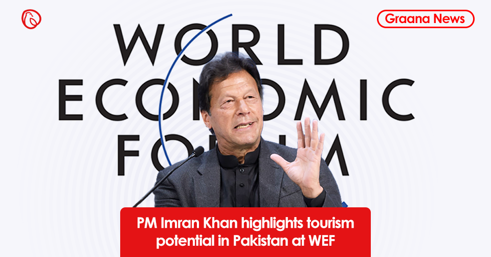 PM Imran Khan highlights tourism potential in Pakistan at WEF