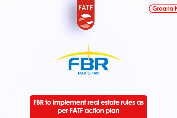 FBR to implement real estate rules as per FATF action plan