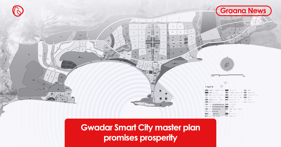 Gwadar Smart City master plan promises prosperity