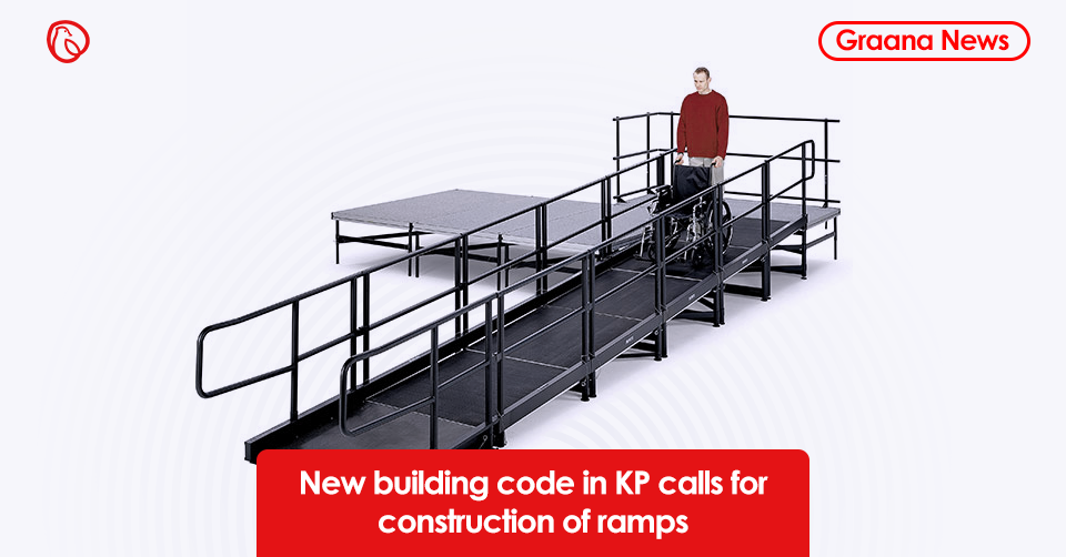 New building code in KP calls for construction of ramps