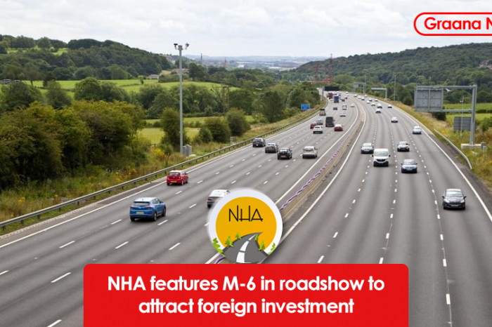 NHA features M-6 in roadshow to attract foreign investment