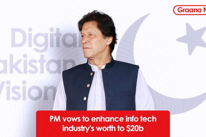 PM vows to enhance info tech industry's worth to $20b