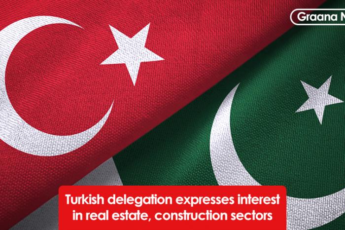 Turkish delegation expresses interest in real estate, construction sectors