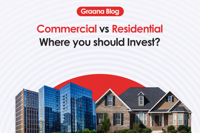 Commercial vs Residential - Where you should Invest in 2020?