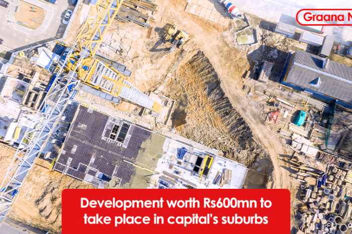 Development worth Rs600mn to take place in capital's suburbs