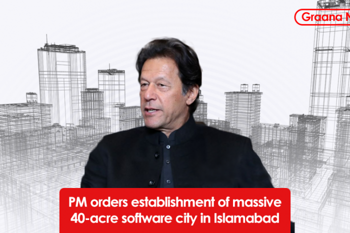 PM orders establishment of massive 40-acre software city in Islamabad