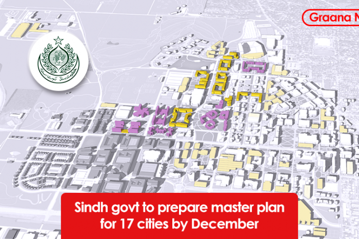 Sindh govt to prepare master plan for 17 cities by December
