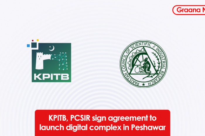 KPITB, PCSIR sign agreement to launch digital complex in Peshawar