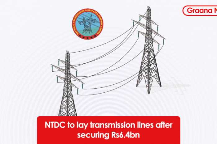 NTDC to lay transmission lines after securing Rs6.4bn